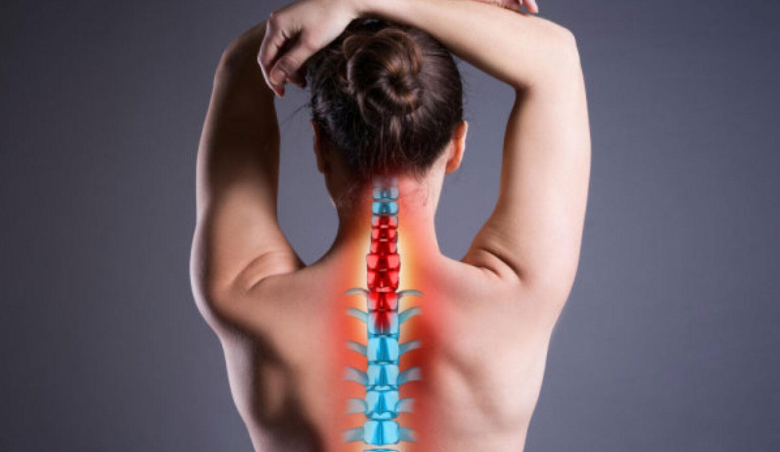 sharon bruce back pain